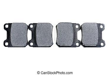 complete set of brake blocks