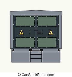 Complete Transformer Substation