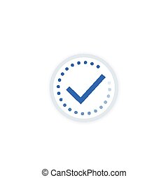 completed progress bar icon