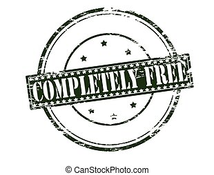 Completely free