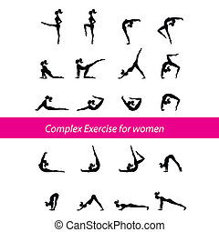 Complex-Exercise-for-women - Complex Exercise for women