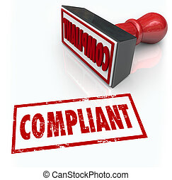 Compliance Stamp Word Audit Rating Feedback - Compliance...