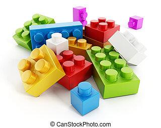 componentes básicos, colorido