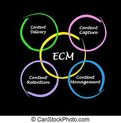 Components of Enterprise content management