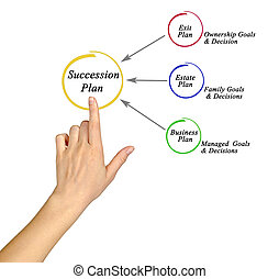 Components of Succession plan