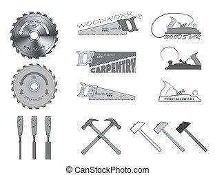 componer, madera, obra maestra, pico, herramienta, mejor