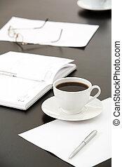 composición, empresa / negocio