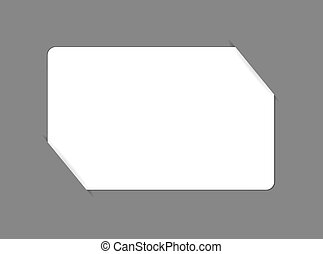composite, photo, vide, page, endroits