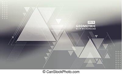 composition., 三角形, 海報, 飛行物, 圖案, 摘要, 雜志, 覆蓋, 被模糊不清, lines., 小冊子, 背景, 書, 幾何學, cd, 設計, 三角形