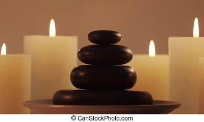 composition., concept., bánásmód, keleti, aromatherapy,...