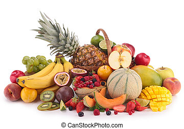 composition, fruits