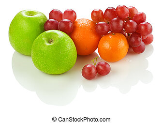 composition, fruits