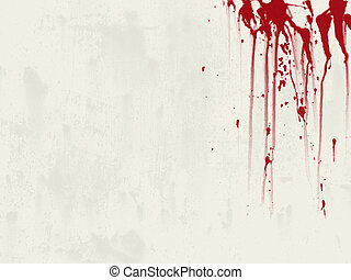 blood background - composition of a blood background