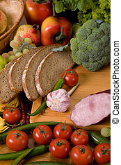 composition of food