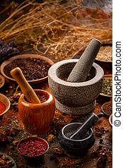 Composition of spices