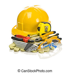 composition of tools for repairing