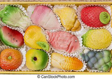 traditional portuguese fruity sweets