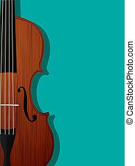 composition, violon