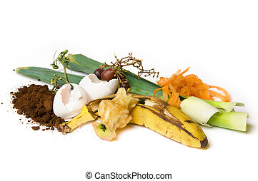 Compost - Fruit and other things that can be used as compost