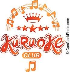composto, ser, usado, poster., clube entertainment, notas,...