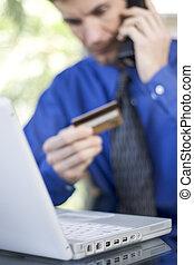 compra, online
