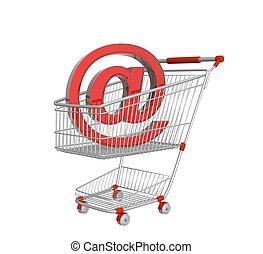 compras, virtual