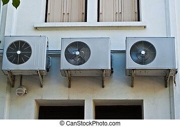 compresores, aire