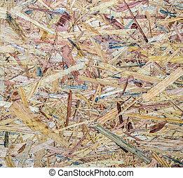 Compressed wood texture