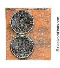 compressor, air-condition