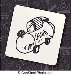 compressor doodle