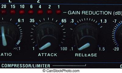 Compressor, Limiter, Audio equipment