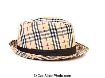 comprobado, hat.