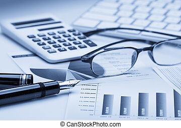 comptabilité, financier