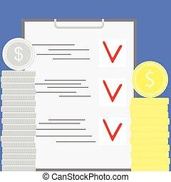 comptabilité, financier, budgétiser