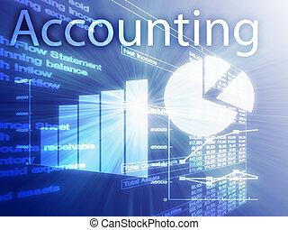 comptabilité, illustration