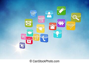 computador, aplicações