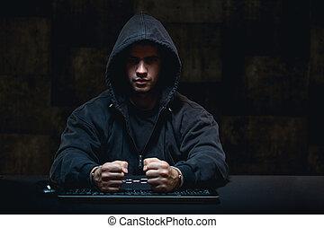 computador, criminal
