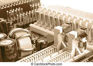 computador, fundo