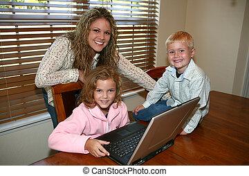 computador lar