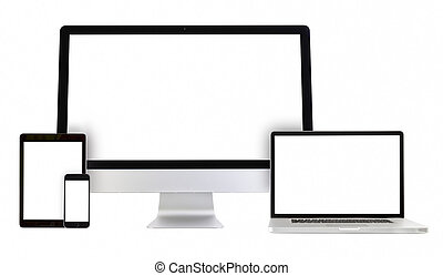 computador pc, telefone, tabuleta, laptop