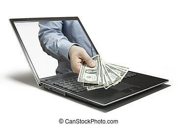 computador portatil, dinámico