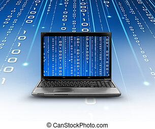 computador, programa