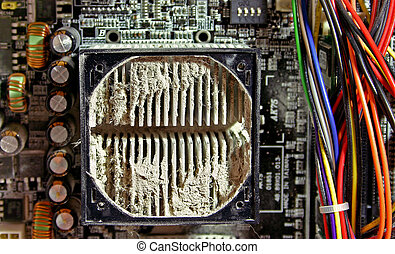 computadora despide