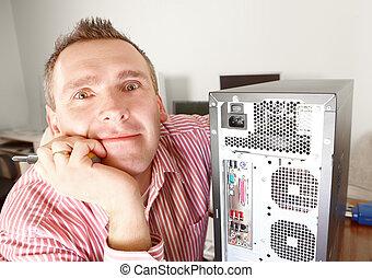 computadora, dueño