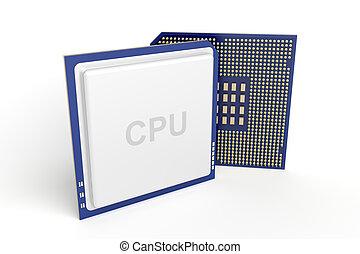computadora, procesadores