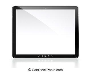 computadora, tableta