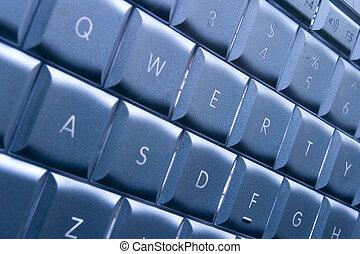 computadora, teclado