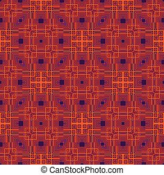 Computer age, circuit board like seamless pattern