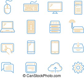 Computer and mobile devices
