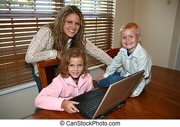 Computer At Home